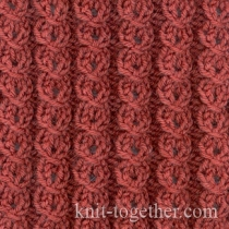 Knit Together Cable and Twisted Stitch Patterns