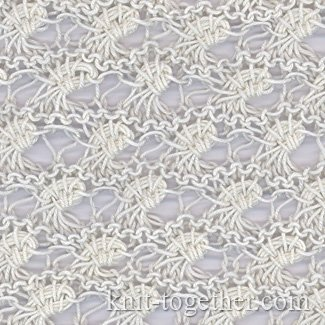 Sea Foam Pattern