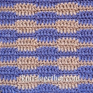 Crochet Pattern for Blanket