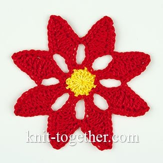 Crochet Flower Patterns 1