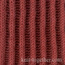 Knit Together Rib Knit Patterns, Rib Stitches, Ribbed Knitting