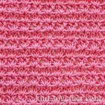 Knit Together Simple Crochet Stitch Patterns